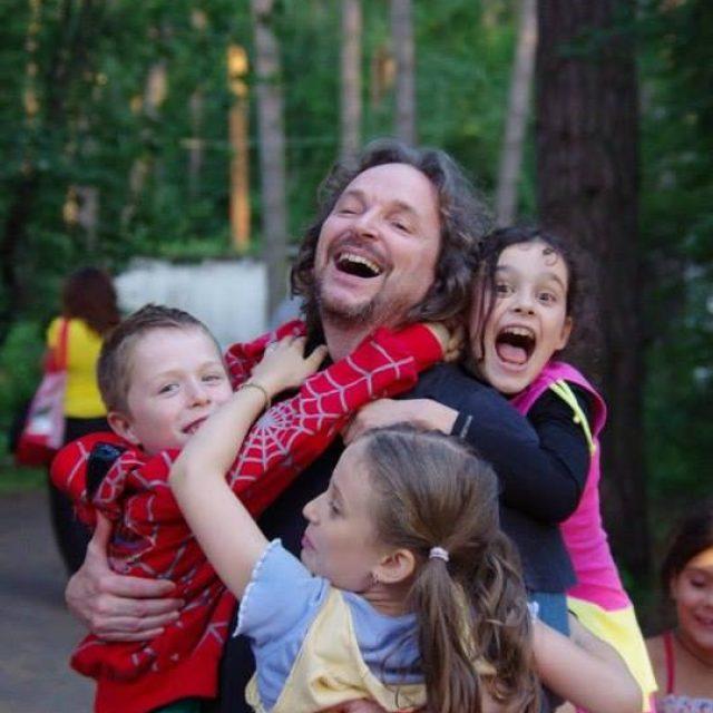 Танцевальный пикник для детей и взрослых со Стивом Баттсом